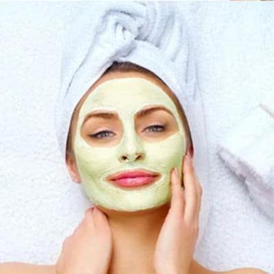 face pack oily skin