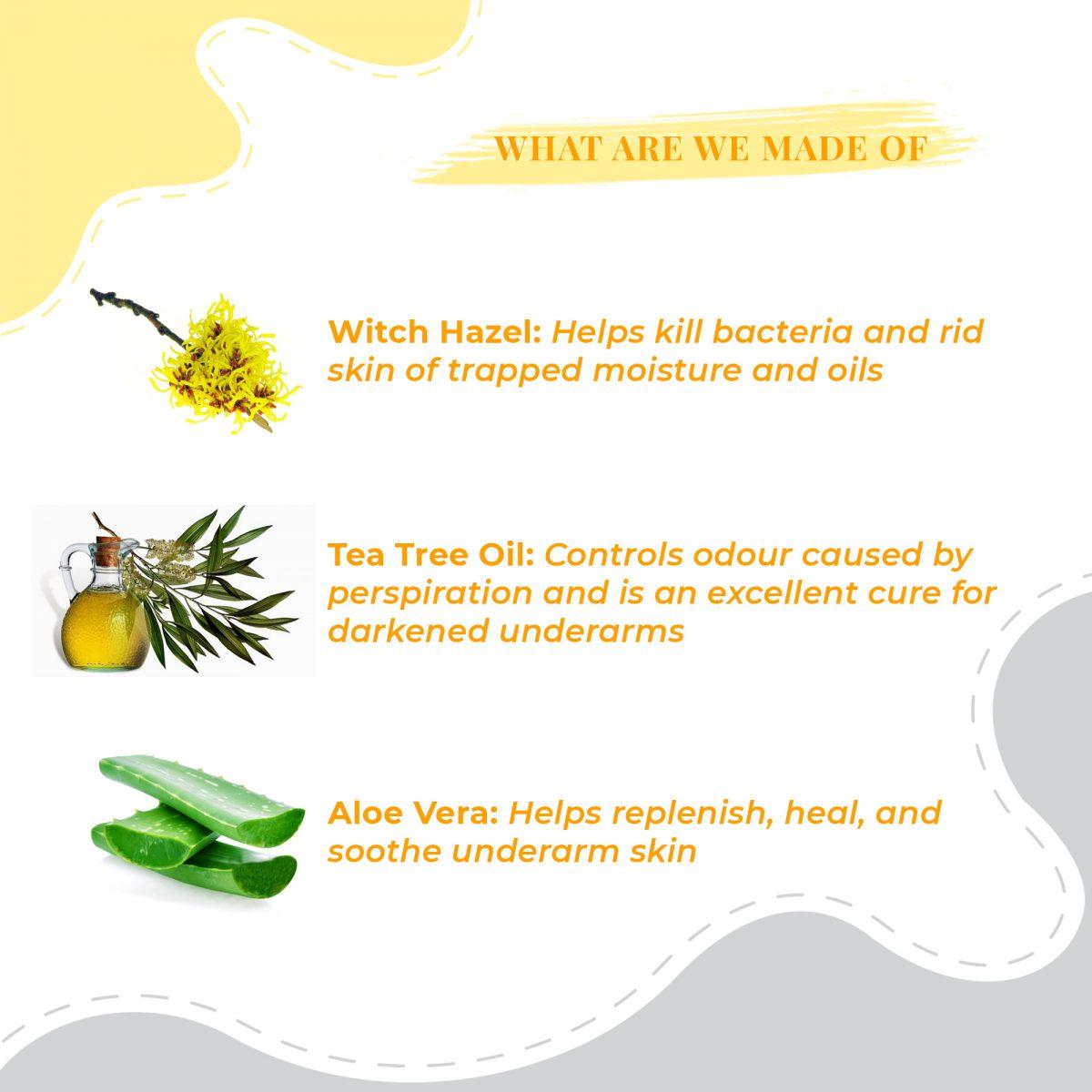 Ingredients Hurricane Deodorant | best men's deodorant for sweat | top deodorant | best men's sure deodorant | men's deodorant best male antiperspirant | spray deodorant