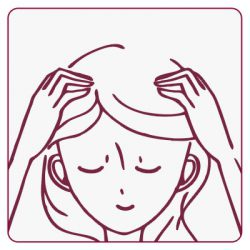 Bhring It On Massage gently into scalp