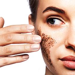 exfoliating skin care routine for oily skin