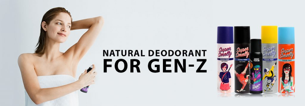 An Essential Guide To Natural Deodorants For Gen-Z | natural deodorant in india, organic deodorant, best antiperspirant in india, alcohol free deodorant in india, best long lasting deodorant in india | organic deodorant for children
