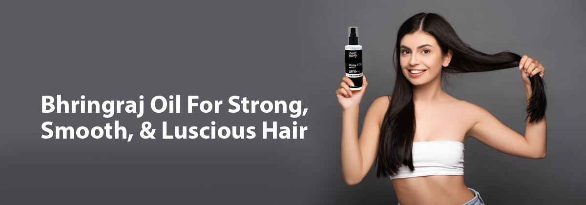 How Bhringraj Aka 'Miracle Herb' Benefits Your Hair?   bhringraj oil, bhringraj oil benefits