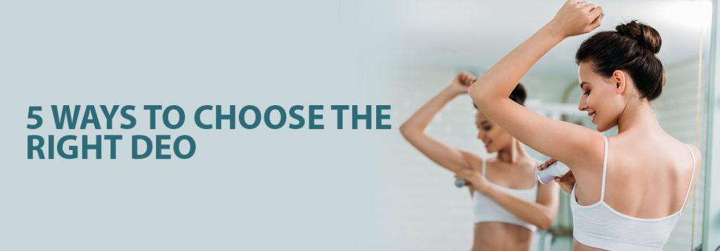 Choose-best-deo